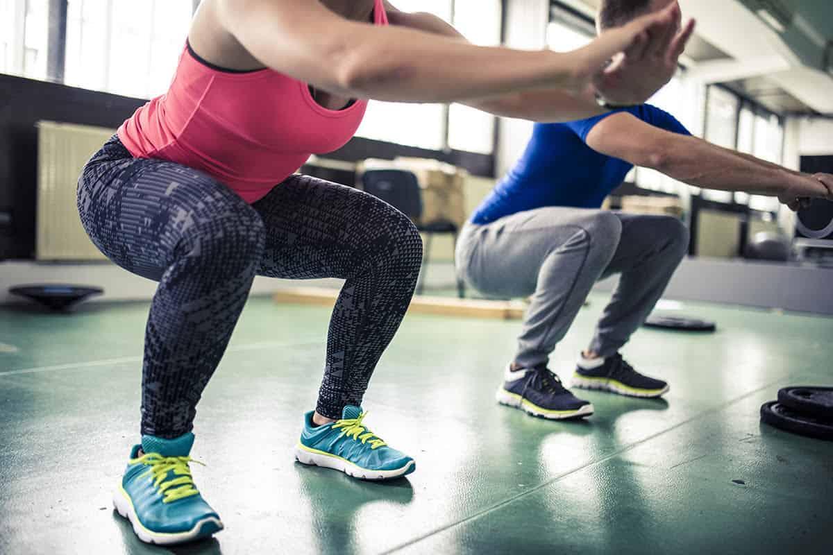 leg exercises at home
