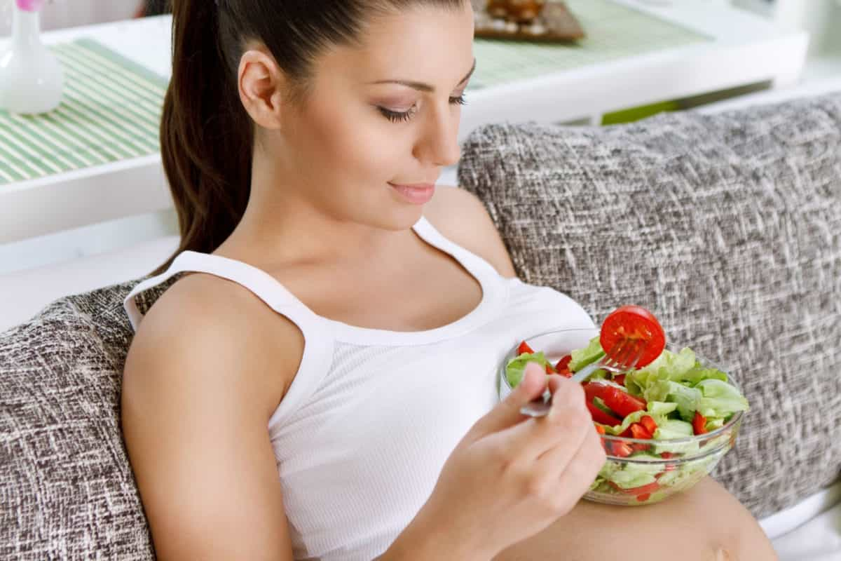 best foods to eat while pregnant