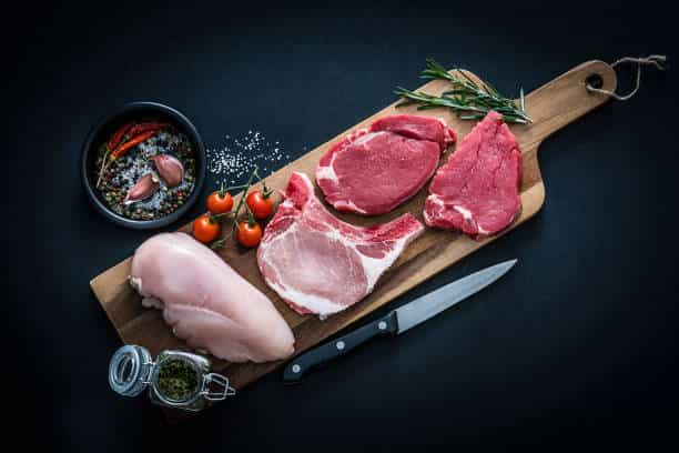 Meat is best foods to eat while pregnant