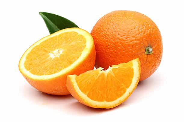 Oranges is best foods to eat while pregnant