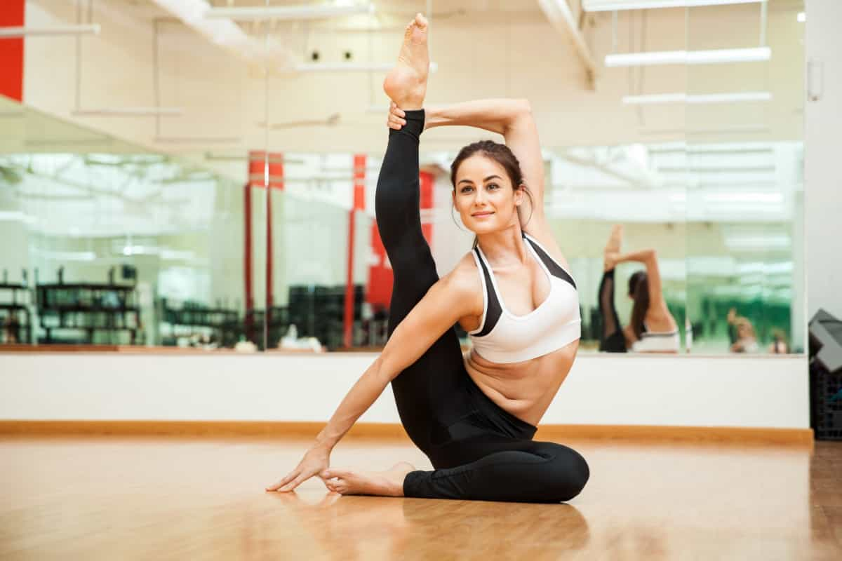 Yoga Is Not For Losing Weight
