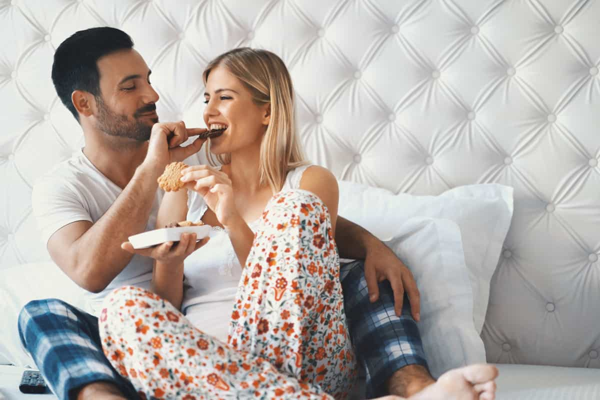5 Ways Healthier Eating Improves Your Sex Life