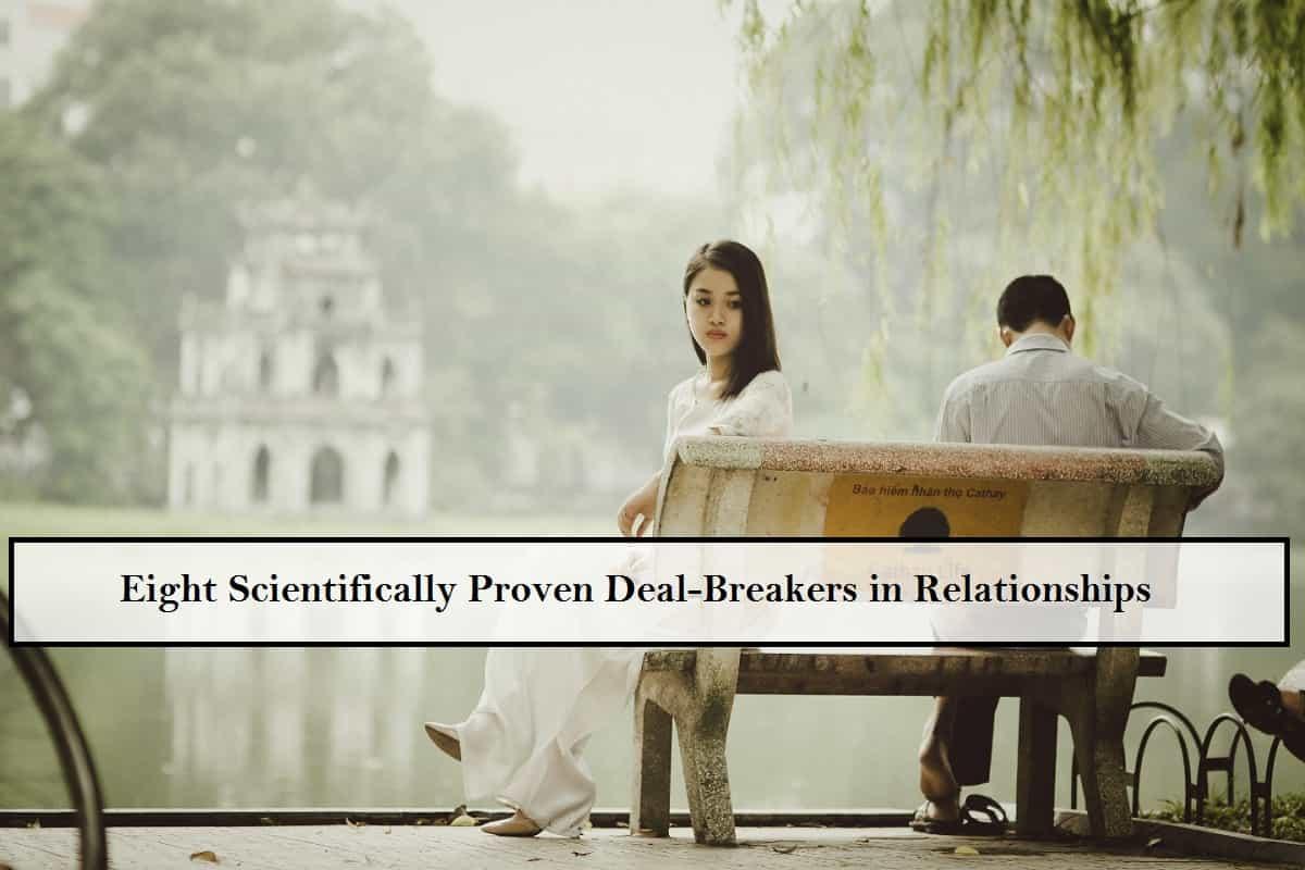 deal breakers in relationships
