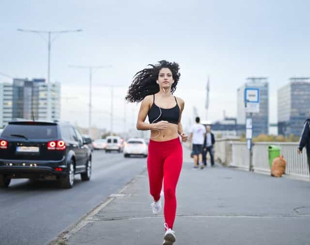 How to jog
