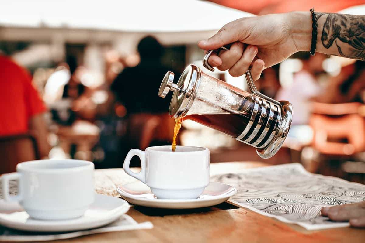 Coffee-Drinking in Britain A History