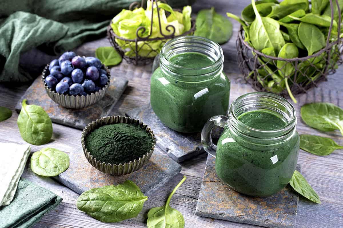 Spirulina Good For You