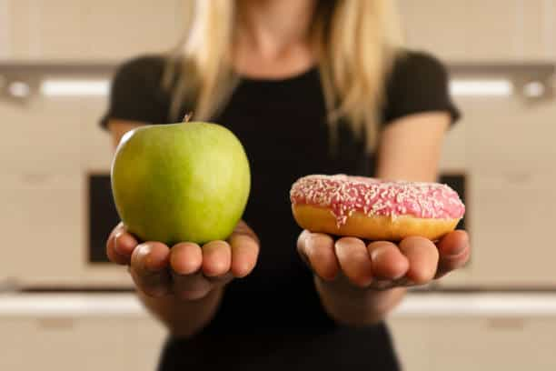 Unbalanced Diet and Exercises