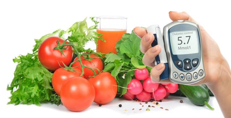eating healthy diabetes