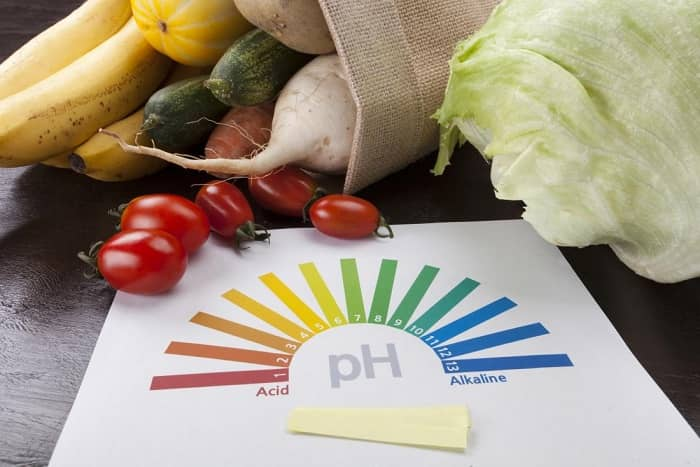 Foods That Neutralize Your pH